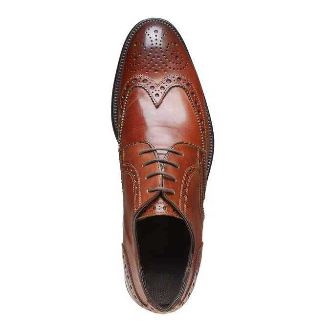 Chaussures Homme bata-the-shoemaker, Brun, 824-3182 - 19