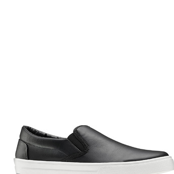 Slip on pour homme north-star, Noir, 831-6111 - 13