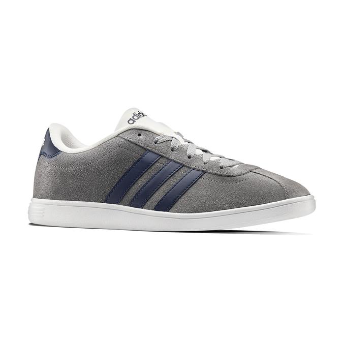Chaussures de marche quotidienne pour homme adidas, Gris, 803-2122 - 13