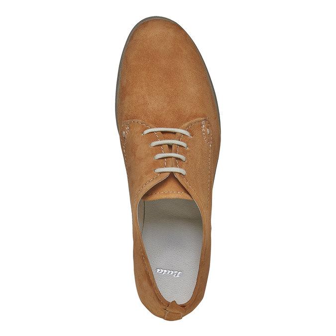 Chaussures femme bata, Brun, 523-3478 - 19