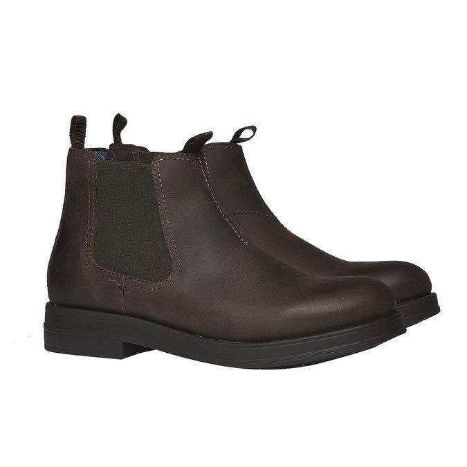 Chaussures Homme bata, Brun, 894-4369 - 26