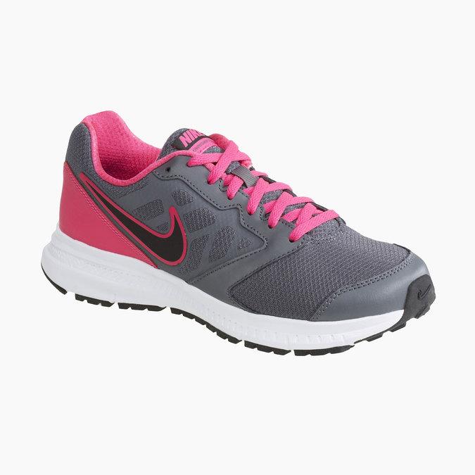 Tennis de sport Nike pour femme nike, Gris, 509-2221 - 13