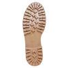 Chaussure d'hiver en cuir pour femme weinbrenner, Jaune, 594-8491 - 26
