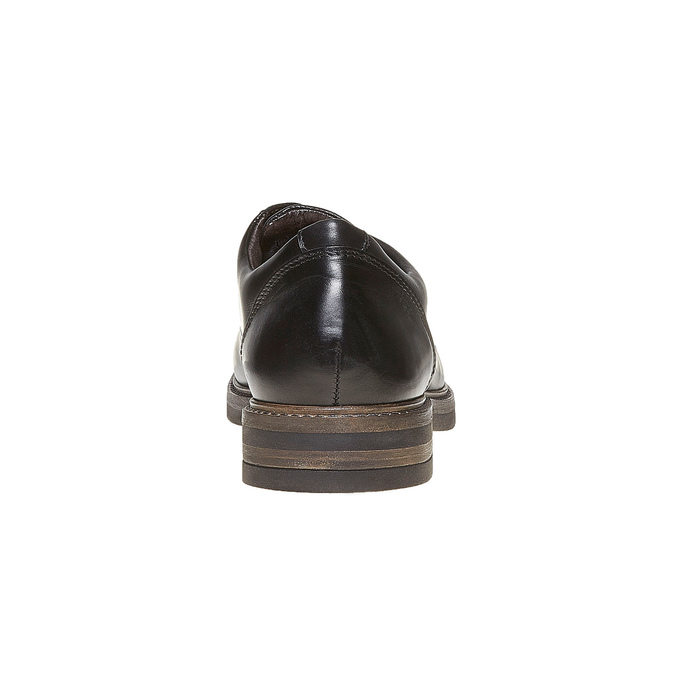 Chaussures Homme bata, Noir, 824-6219 - 17