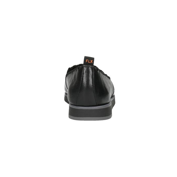 Chaussures Femme flexible, Noir, 514-6257 - 17