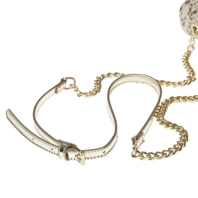 Sac à main motif peau de serpent bata, Jaune, 961-8224 - 17