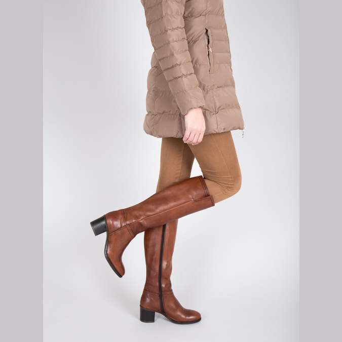 Chaussures Femme bata, Brun, 694-3361 - 18