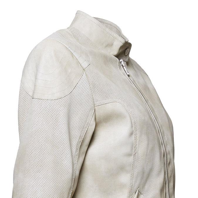 Veste de printemps femme bata, Blanc, 971-1113 - 16