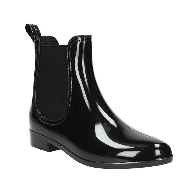 Chaussure de pluie pour femme bata, Noir, 592-6779 - 13