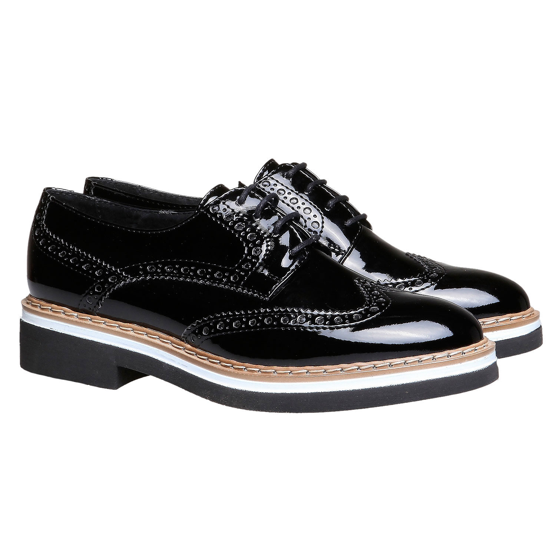 Chaussures Femme bata, 2018-528-6489 - 26