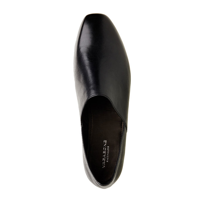 Slip on en cuir vagabond, Noir, 514-6100 - 19