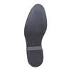 Oxford en cuir à semelle épaisse bata-the-shoemaker, Gris, 824-2132 - 26