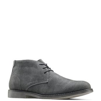 Chaussures Homme bata, Gris, 843-2380 - 13