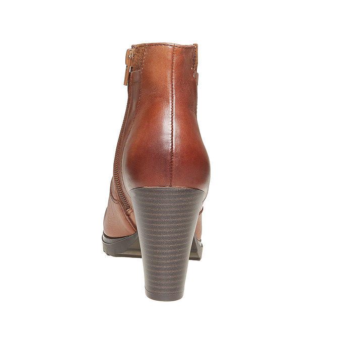 Chaussures Femme insolia, Brun, 794-3353 - 17