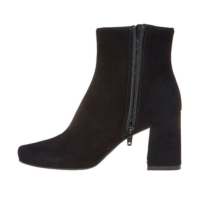 Chaussures Femme bata, Noir, 793-6573 - 19