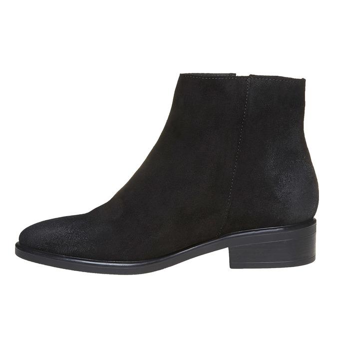 Chaussures Femme bata, Noir, 593-6522 - 19
