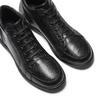 FLEXIBLE Chaussures Homme flexible, Noir, 844-6205 - 26