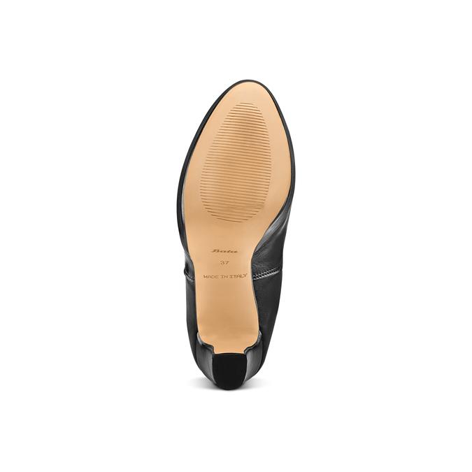 Chaussures Femme bata, Noir, 794-6571 - 17