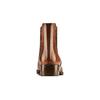 Bottine Chelsea en cuir bata, Brun, 594-4448 - 15