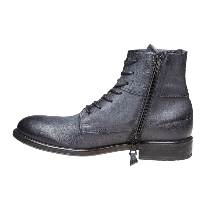 Chaussures Homme bata, Violet, 894-9483 - 19