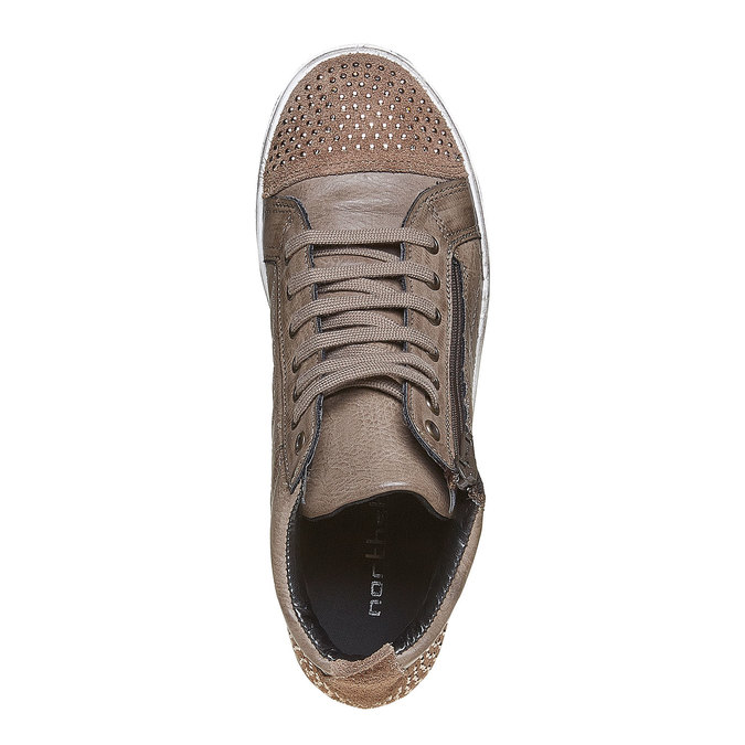 Chaussures Femme north-star, Gris, 543-2127 - 19