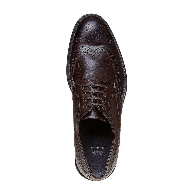 Chaussures Homme bata, Brun, 824-4577 - 19