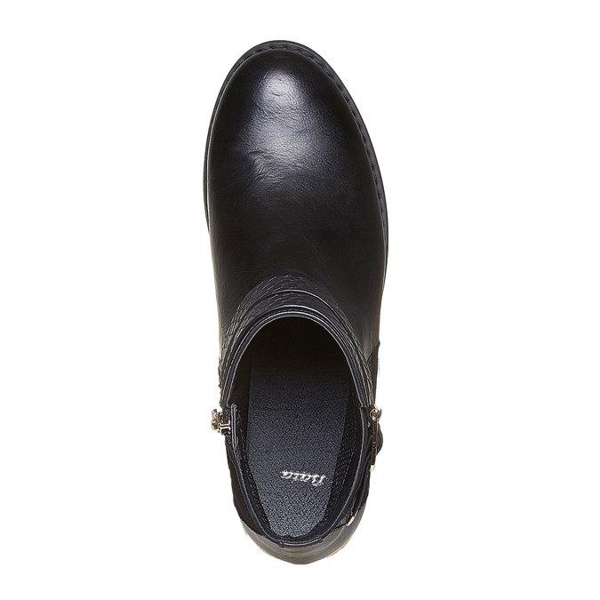 Chaussures Femme bata, Noir, 591-6545 - 19