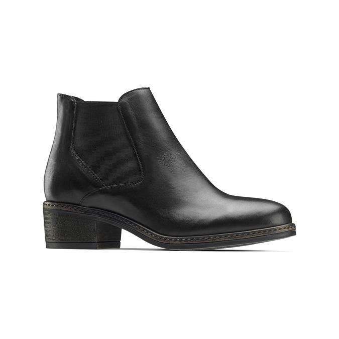 Chaussures Femme bata, Noir, 694-6382 - 13