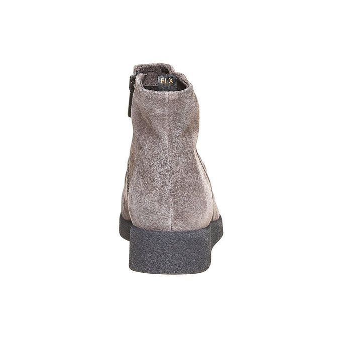 Chaussures Femme flexible, Gris, 593-2577 - 17
