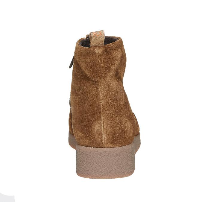 Chaussures Femme flexible, Brun, 593-3577 - 17