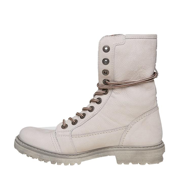 Chaussure de marche Stratton weinbrenner, Beige, 596-8393 - 19