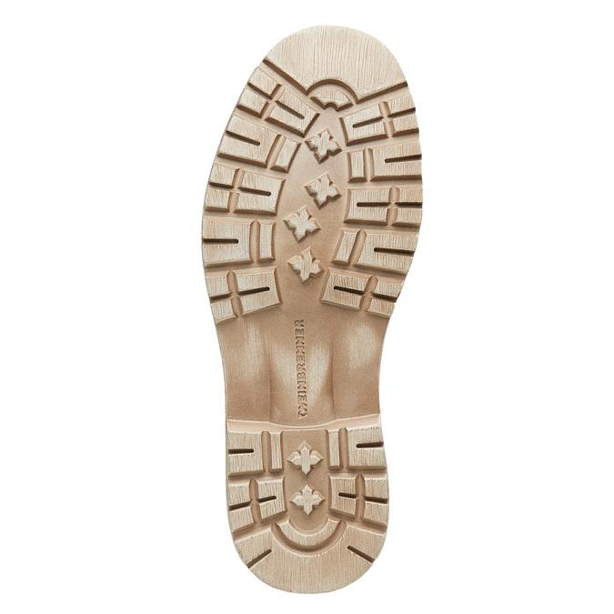 Chaussures en daim weinbrenner, Gris, 893-2113 - 26