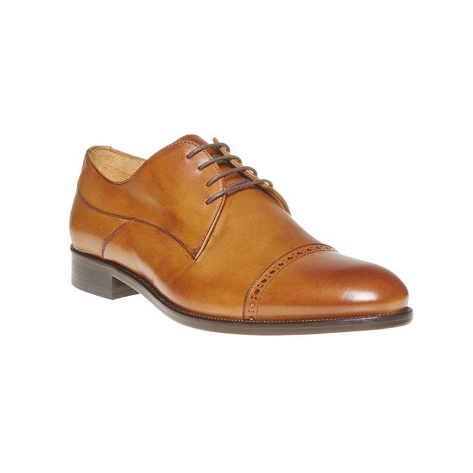 Derby en cuir bata-the-shoemaker, Brun, 824-3296 - 13