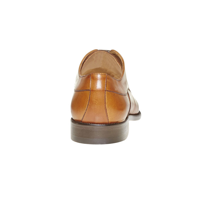 Derby en cuir bata-the-shoemaker, Brun, 824-3296 - 17
