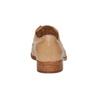 Chaussure en cuir sans lacet bata, Brun, 514-3267 - 17