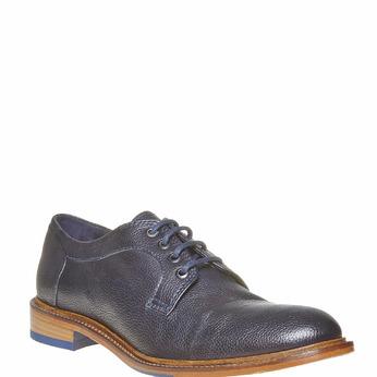 Chaussure homme en cuir bata-the-shoemaker, Violet, 824-9293 - 13