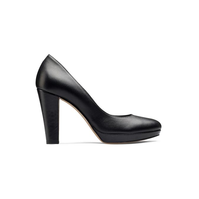 BATA Chaussures Femme bata, Noir, 724-6725 - 26