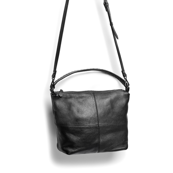 Bag bata, Noir, 964-6121 - 17
