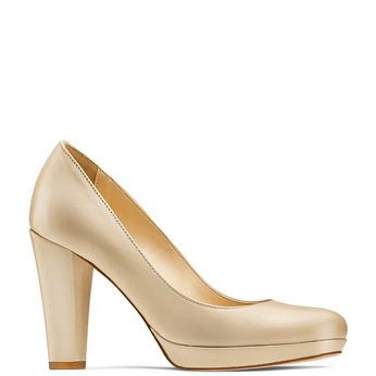 BATA Chaussures Femme bata, Jaune, 724-8725 - 13