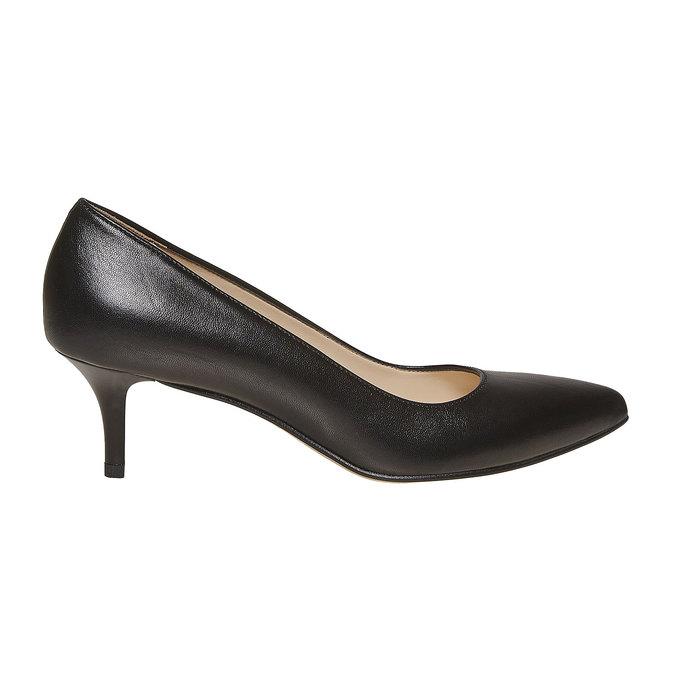 BATA Chaussures Femme bata, Noir, 724-6482 - 15
