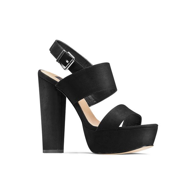 BATA Chaussures Femme bata, Noir, 769-6541 - 13