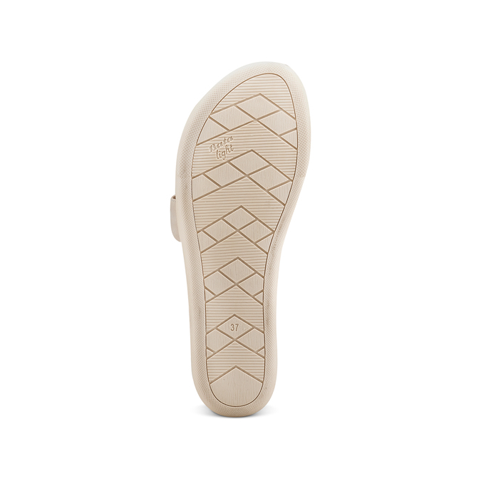Women's shoes bata, Brun, 564-4351 - 19