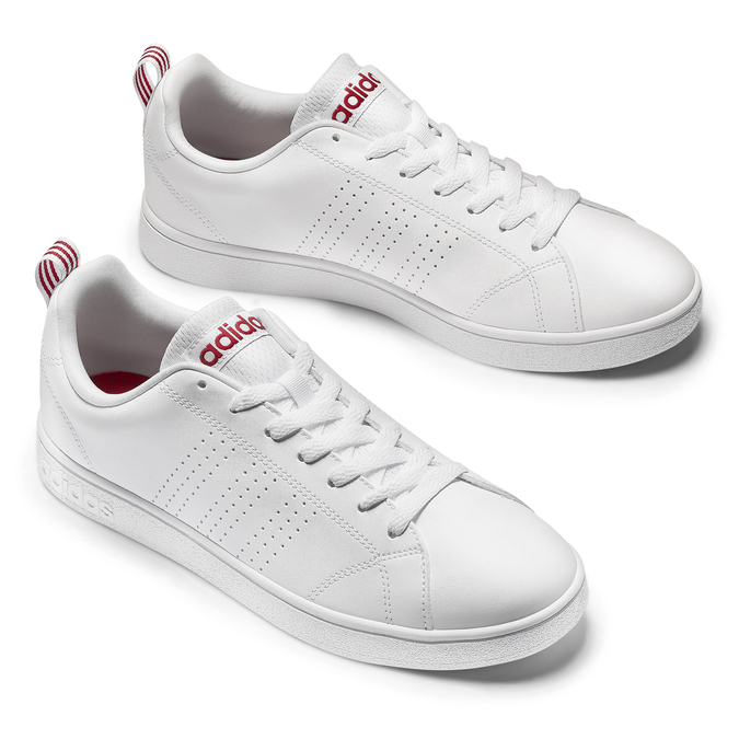 Childrens shoes adidas, Blanc, 801-1500 - 19
