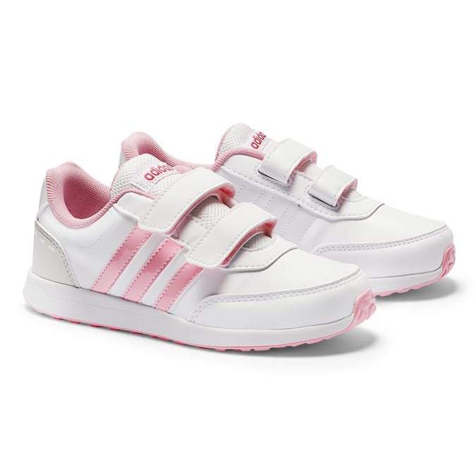 Childrens shoes adidas, Blanc, 309-1189 - 19