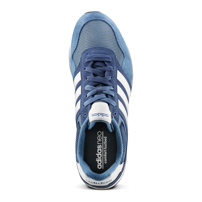 Childrens shoes adidas, Violet, 803-9182 - 15