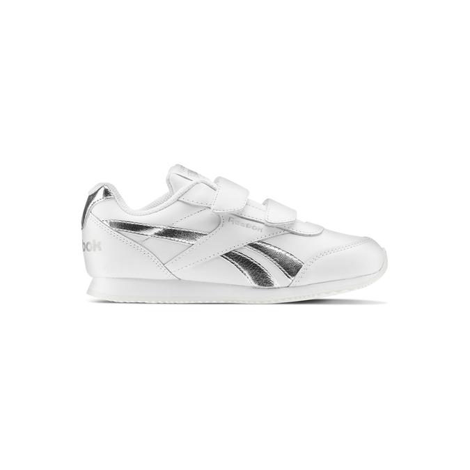 Childrens shoes reebok, Blanc, 301-1186 - 26