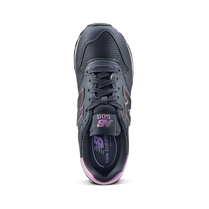 Childrens shoes new-balance, Violet, 509-9600 - 15