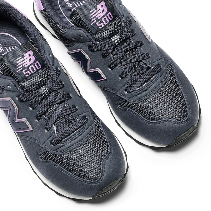 Childrens shoes new-balance, Violet, 509-9600 - 19