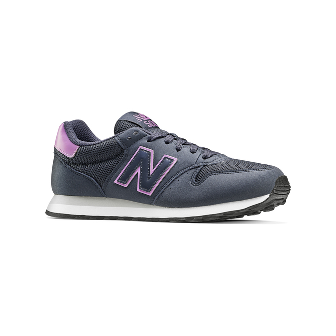 Childrens shoes new-balance, Violet, 509-9600 - 13