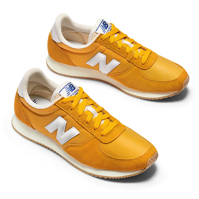 Childrens shoes new-balance, Jaune, 809-8320 - 19